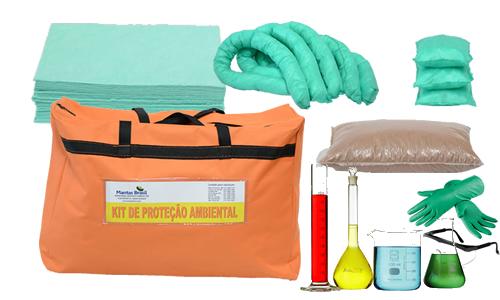 Kit Mitigação Bolsa 20 litros para Laboratórios e produtos Químicos ... 045b6c1c67