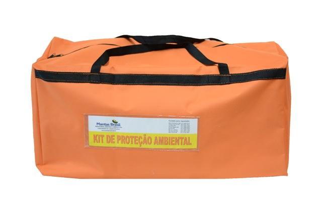 Kit Proteção Ambiental 50 litros – Linha Branca – Bombona