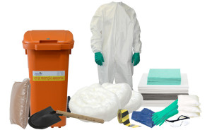 Kit Proteção Ambiental 120 litros - Linha Branca – Container