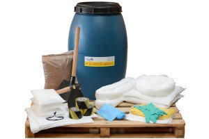 Kit Proteção Ambiental 200 litros – Linha Branca – Bombona